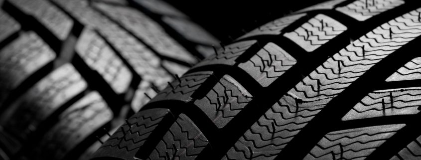 High performance winter tire LANXESS K2019 New Mobility Rubber Additives